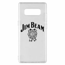 Чохол для Samsung Note 8 Jim Beam logo