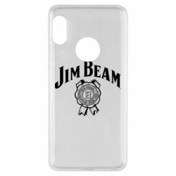 Чохол для Xiaomi Redmi Note 5 Jim Beam logo