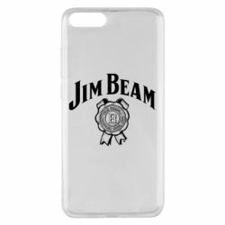 Чохол для Xiaomi Mi Note 3 Jim Beam logo