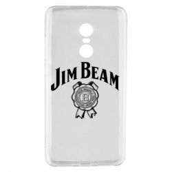 Чохол для Xiaomi Redmi Note 4 Jim Beam logo