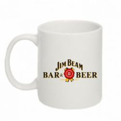 Кружка 320ml Jim Beam - FatLine
