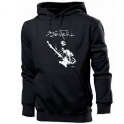 Толстовка Jimi Hendrix афтограф - FatLine