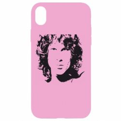 Чохол для iPhone XR Jimm Morrison