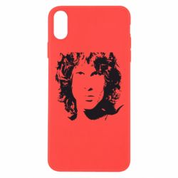 Чохол для iPhone Xs Max Jimm Morrison