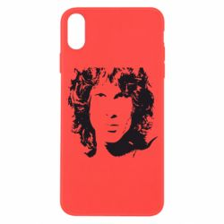 Чохол для iPhone X/Xs Jimm Morrison