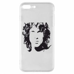 Чохол для iPhone 8 Plus Jimm Morrison