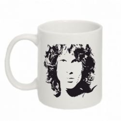 Кружка 320ml Jimm Morrison - FatLine