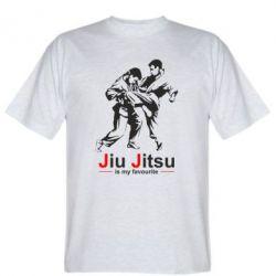 Футболка Jiu Jitsu