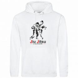 Мужская толстовка Jiu Jitsu