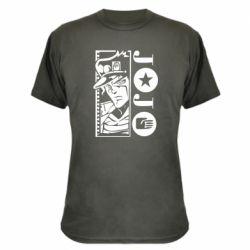 Камуфляжна футболка Jo Jo