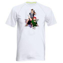 Чоловіча спортивна футболка Joe Joe