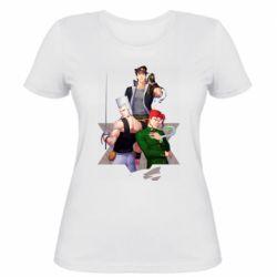 Жіноча футболка Joe Joe
