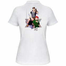 Жіноча футболка поло Joe Joe