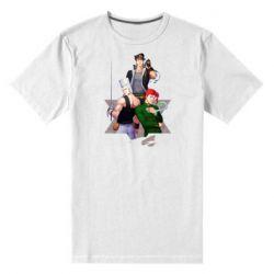 Чоловіча стрейчева футболка Joe Joe