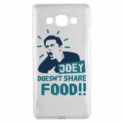 Чехол для Samsung A5 2015 Joey doesn't share food!