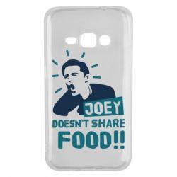 Чехол для Samsung J1 2016 Joey doesn't share food!