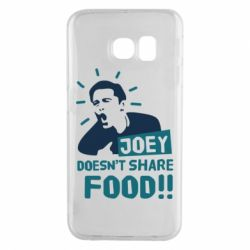 Чехол для Samsung S6 EDGE Joey doesn't share food!