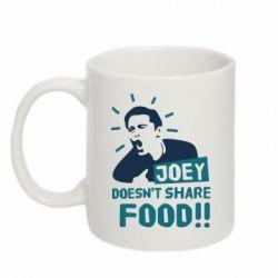 Кружка 320ml Joey doesn't share food!