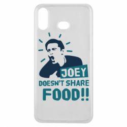 Чехол для Samsung A6s Joey doesn't share food!