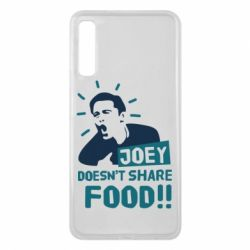 Чехол для Samsung A7 2018 Joey doesn't share food!