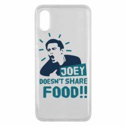 Чехол для Xiaomi Mi8 Pro Joey doesn't share food!