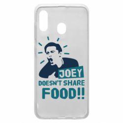 Чехол для Samsung A20 Joey doesn't share food!