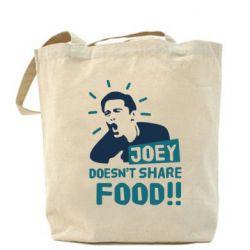 Сумка Joey doesn't share food!