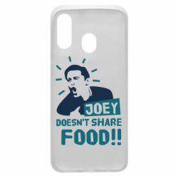 Чехол для Samsung A40 Joey doesn't share food!