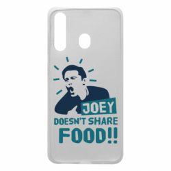 Чехол для Samsung A60 Joey doesn't share food!