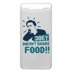 Чехол для Samsung A80 Joey doesn't share food!