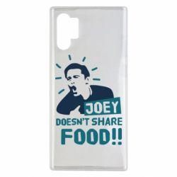Чехол для Samsung Note 10 Plus Joey doesn't share food!