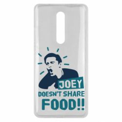 Чехол для Xiaomi Mi9T Joey doesn't share food!