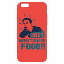 Чехол для iPhone 6/6S Joey doesn't share food!