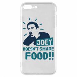 Чехол для iPhone 7 Plus Joey doesn't share food!