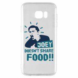 Чехол для Samsung S7 EDGE Joey doesn't share food!