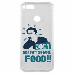 Чехол для Xiaomi Mi A1 Joey doesn't share food!