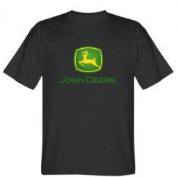 Чоловіча футболка John Deere logo