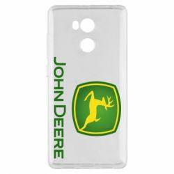 Чехол для Xiaomi Redmi 4 Pro/Prime John Deere logo