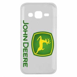 Чохол для Samsung J2 2015 John Deere logo