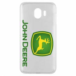Чохол для Samsung J4 John Deere logo
