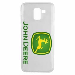 Чохол для Samsung J6 John Deere logo