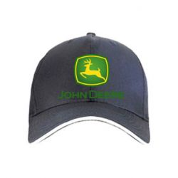 Кепка John Deere logo