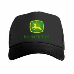 Кепка-тракер John Deere logo