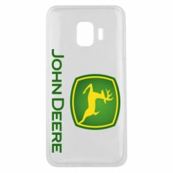 Чохол для Samsung J2 Core John Deere logo