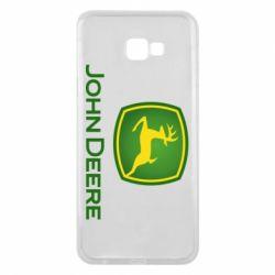 Чохол для Samsung J4 Plus 2018 John Deere logo