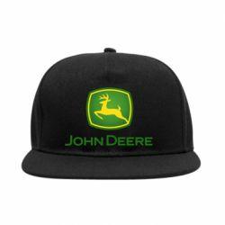 Снепбек John Deere logo