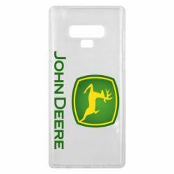 Чохол для Samsung Note 9 John Deere logo