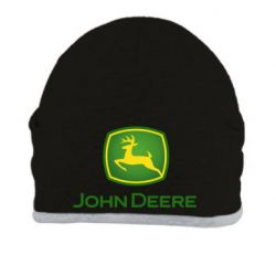 Шапка John Deere logo