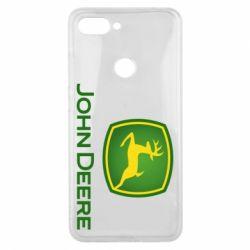 Чехол для Xiaomi Mi8 Lite John Deere logo