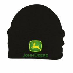 Шапка на флісі John Deere logo